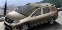Dacia Logan mcv 2-го поколения