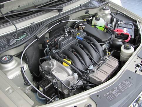 renault logan двигатель 1.4 отзывы 2013