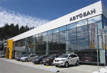 Автобан-Renault