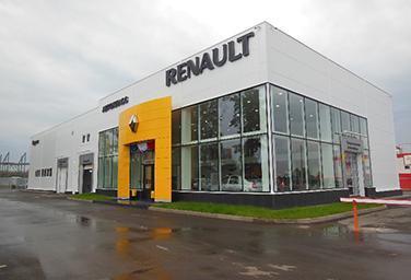 Автокласс дилер Renault в Ефремове