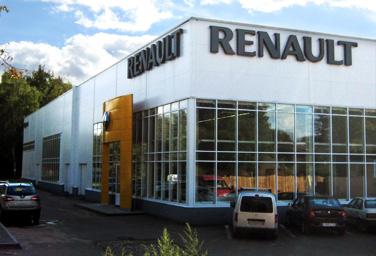 Автосалон Росток - официальный дилер Renault
