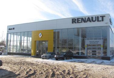 Авто-М дилер Renault Великий Новгород