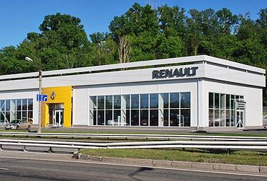 Альпина дилер Renault Барнаул
