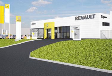 Арконт дилер Renault