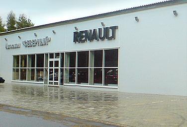 ГК Северный (Лесников) дилер Renault