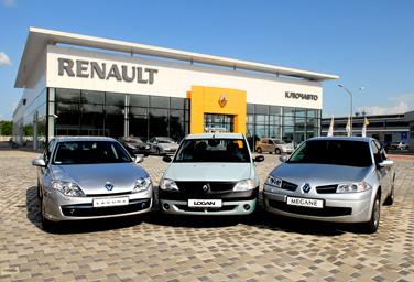 Ключавто дилер Renault Краснодар