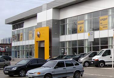 Модус - официальный автосалон Renault