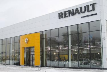 ТрансТехСервис Казань автосалон Renault