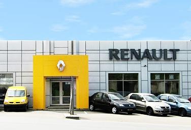 Renissans автозапчасти и сервис для renault nissan