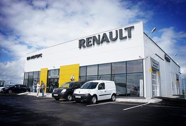 Экипаж дилер Renault Клинцы