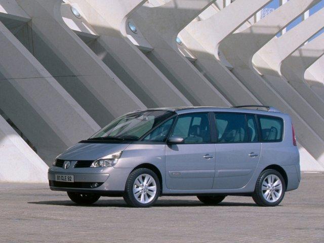 Пластмассовый Renault Espace III