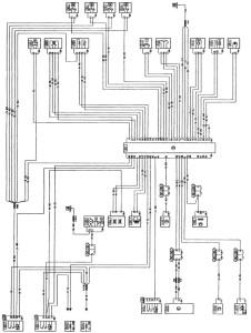 Система впрыска топлива двигателя (K7J) Рено Логан