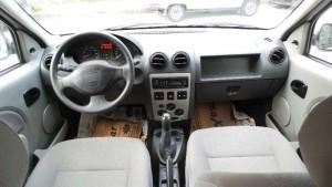Салон Renault Logan MCV 1.5 dCi